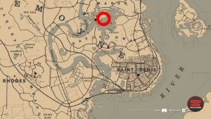 legendary sun gator location where to find rdr2 online