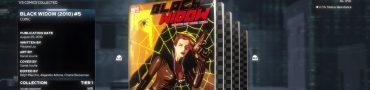 marvel's avengers black widow comic set stats locations