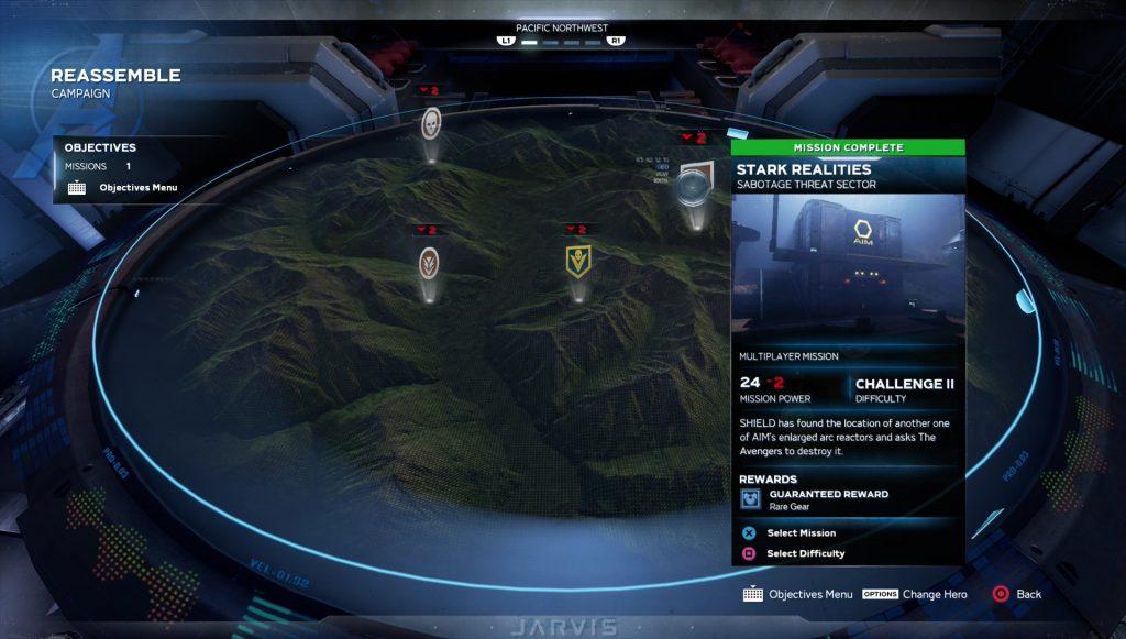 marvel's avengers vault key snowy tundra vault
