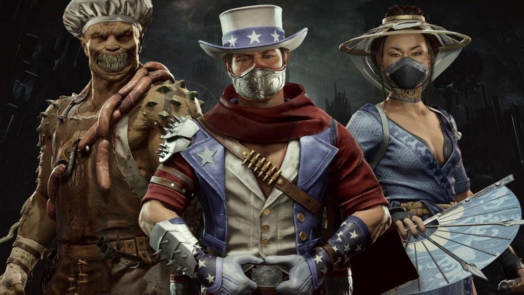 mortal kombat 11 announces new summer-themed character skin pack