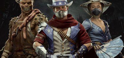 mortal kombat 11 announces new summer-themed character skin pack