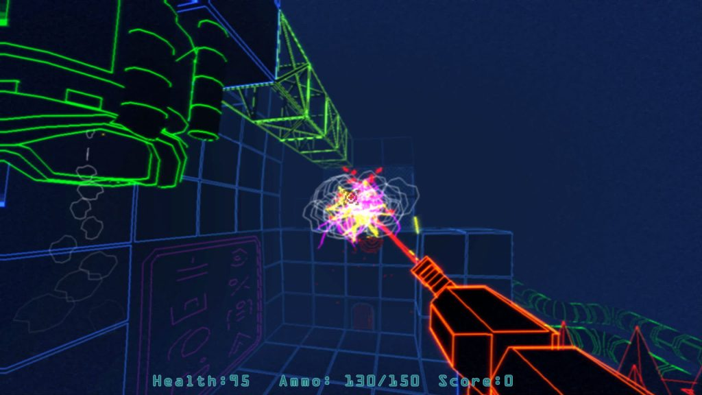 paradox vector trailer showcases games impossible geometry
