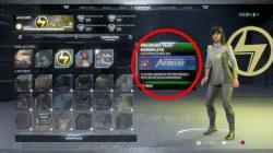 preorder nameplate marvels avengers