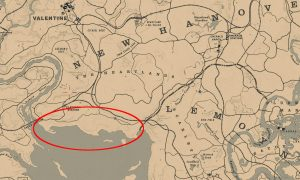 rdr2 online legendary mud runner buck location