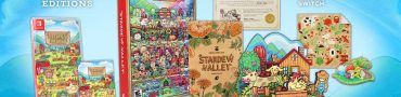 stardew valley physical pc & switch editions include collectors edition