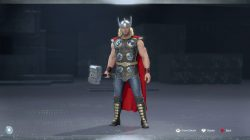 thor preorder legacy marvels avengers outfit