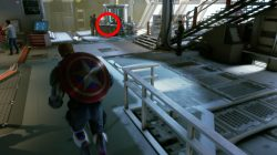 avengers pattern fabrication machine location