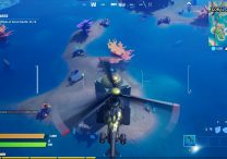 fortnite floating rings at coral castle locations weekly challenge