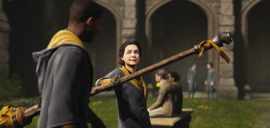 hogwarts legacy announced
