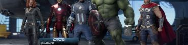 how to restart campaign in marvels avengers