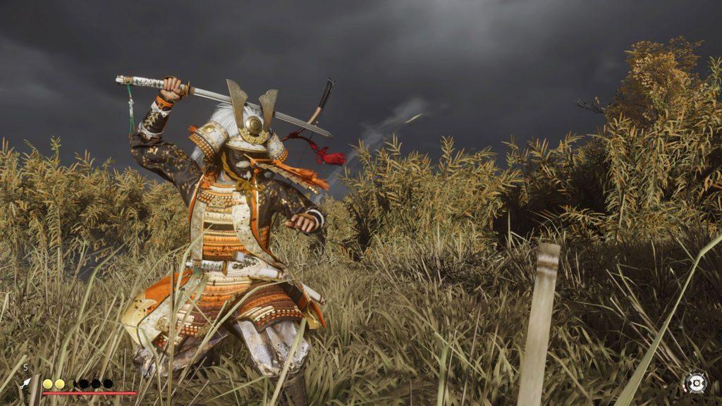 jin sakai ghost of tsushima
