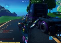 locate trask transport truck fortnite