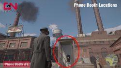 mafia phone booth locations holbrook