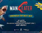 maneater adding ray-tracing 4k 60 fps & more for next gen consoles
