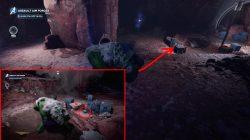 marvel's avengers breakout shield cache location