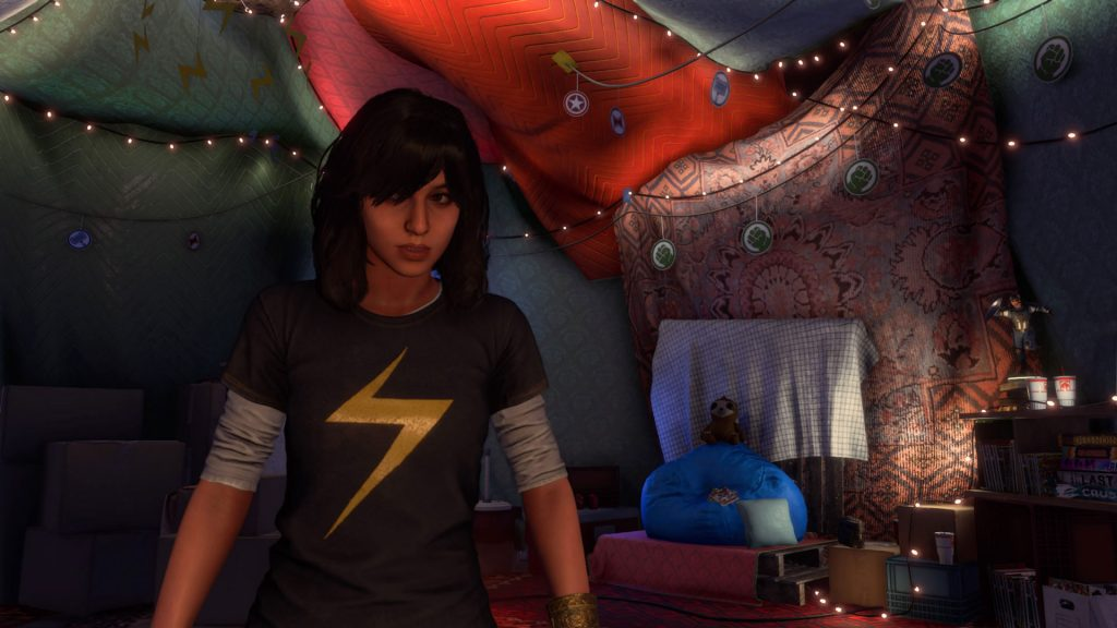 marvels avengers review kamala khan