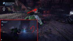 marvel's avengers shield cache breakout