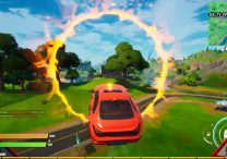 salty springs flaming ring location in fortnite week 5 challenge