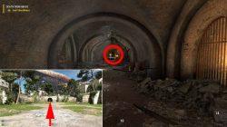 secret rocket launcher location serious sam 4 level 1