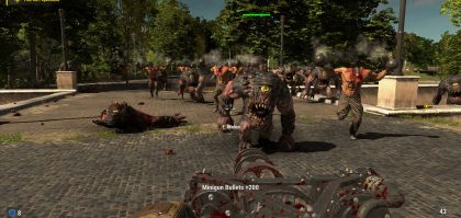 serious sam 4 review decadent old-school comedy shooter