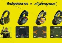 cyberpunk 2077 steelseries artist peripherals announced