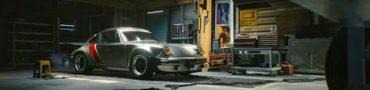 cyberpunk 2077 will feature porsche 911 turbo from 1977