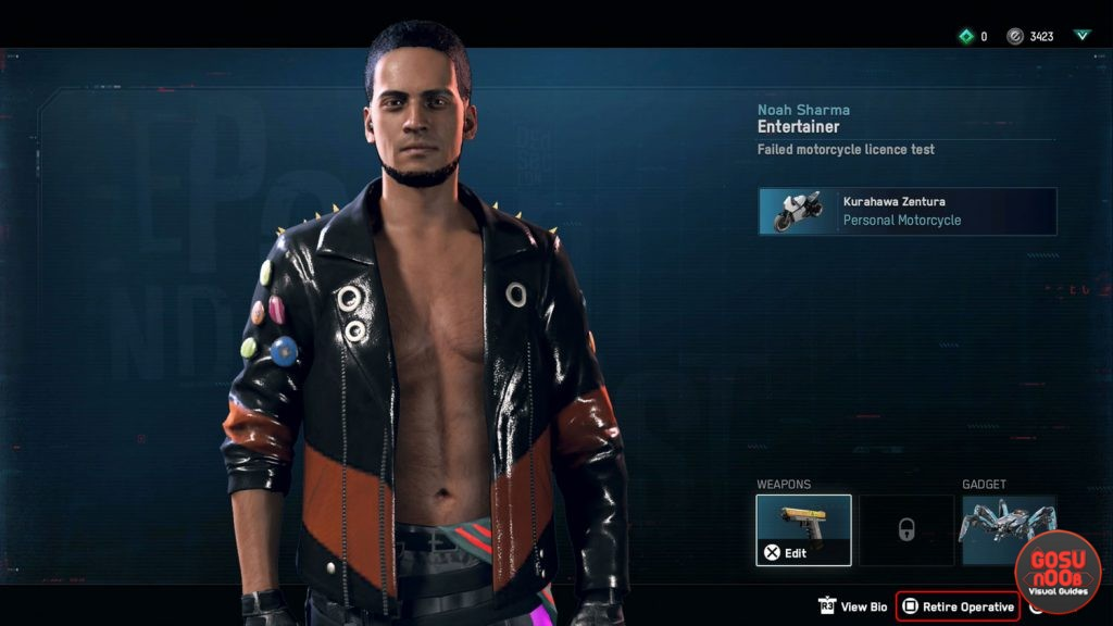 dismiss recruits remove operatives without permanent death watch dogs legion