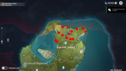 farming valberry genshin impact locations where to find
