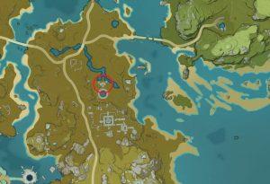 find final ruin genshin impact treasure lost found