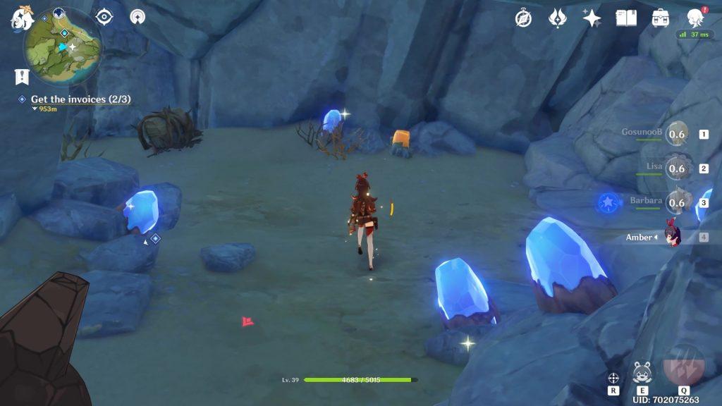 Genshin Impact Noctilucous Jade Map Locations
