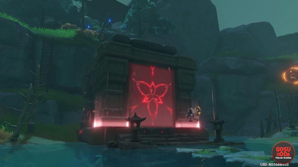 genshin impact hidden palace of zhou formula