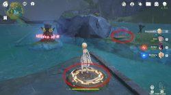 genshin impact lingju pass puzzle second pillar
