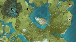 genshin impact ruin guard locations mondstadt