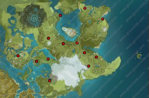 genshin impact shrine of depths locations mondstadt