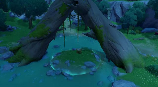 genshin impact tri seal explore and unlock