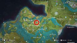 hidden palace of zhou formula location genshin impact