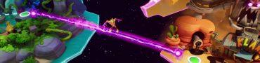 how many levels in crash bandicoot 4