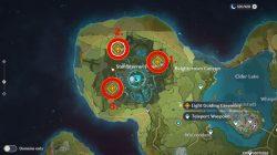 how to break stormterrors lair seals genshin impact