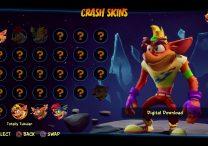 how to get crash bandicoot 4 preorder bonuses totally tubular skins