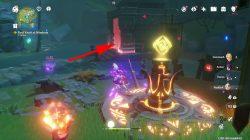how to get hidden palace of zhou formula genshin impact