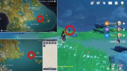 hunters sacrificial knife agents locations genshin impact