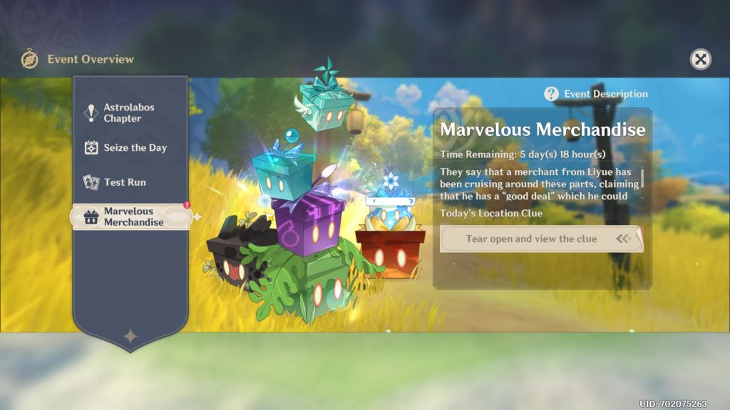 marvelous merchandise genshin impact locations guide