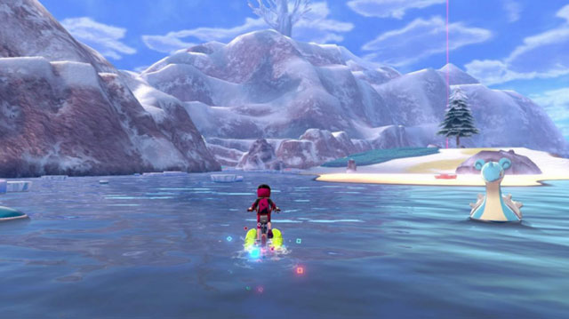 pokemon sword and shield crown tundra release time