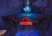 red gem crash bandicoot 4