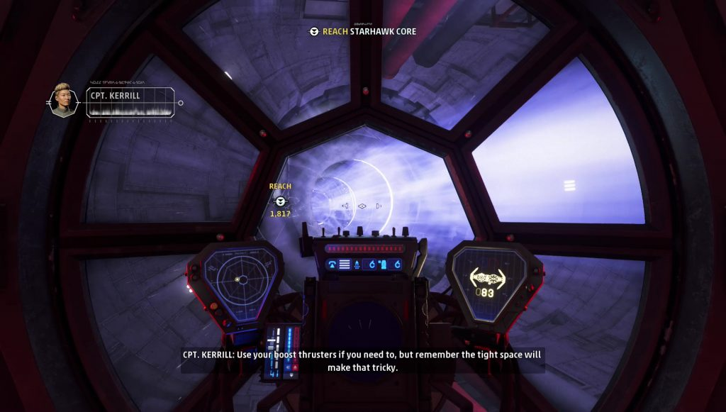 star wars squadrons against the current thread the needle