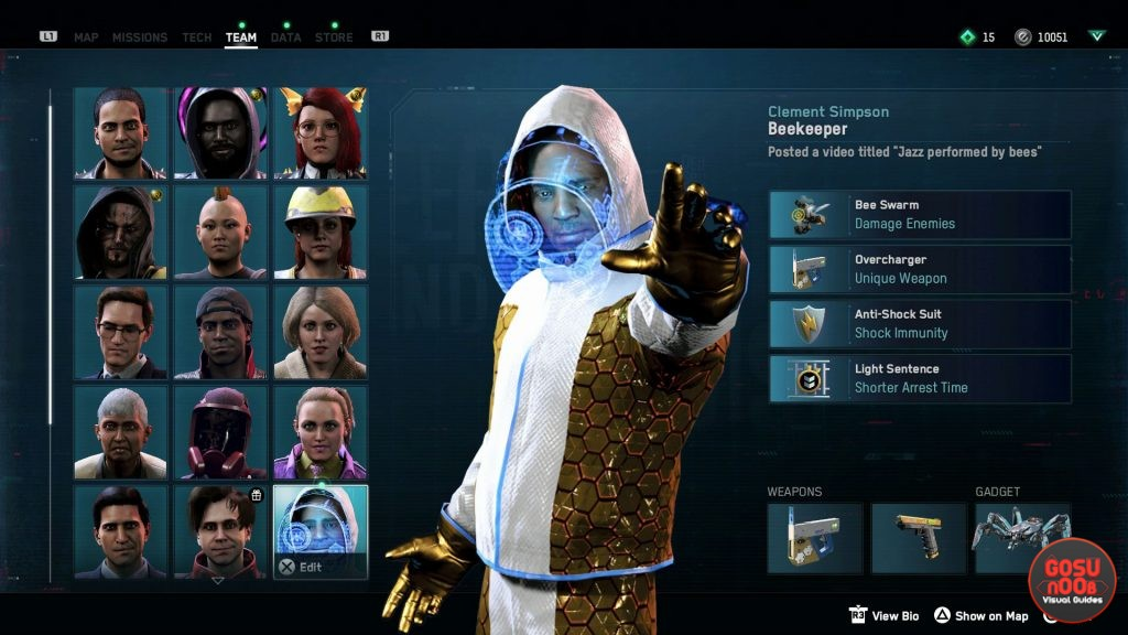 watch dogs legion beekeeper location