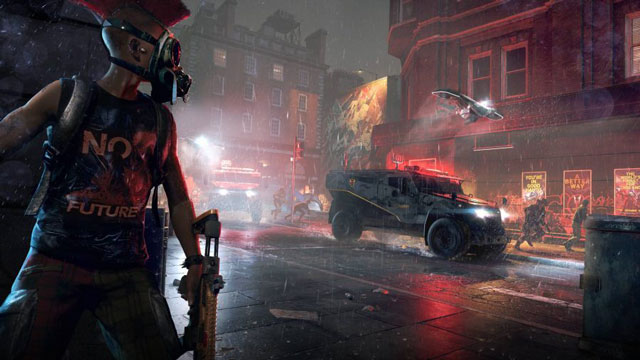 watch dogs legion crashing on pc