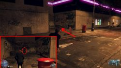 watch dogs legion how to get paintball gun