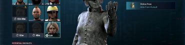 watch dogs legion living statue location you dont see me statue emote