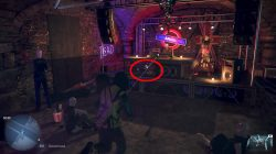 watch dogs legion mask under water london bridge how to reach